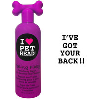 Feeling Flaky Dry & Sensitive Skin Shampoo | Pet Head