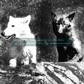 Picture Of Wolves, Art Print, Animal Wall Decor, Nature Artwork, Wildlife Print, Wolf Cubs Photo Art Print, HomeDecor, Wolf Poster Art Print