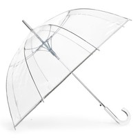 ShedRain Auto Open Stick Clear Dome Umbrella | Nordstrom