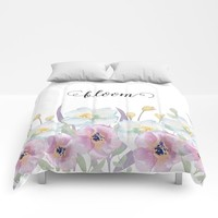bloom Comforters by Sylvia Cook Photography