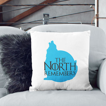 Throw pillow unique home decor designer pillow case tv show indoor pillow guest room decor printed pillow cover 16x16 pillow P474