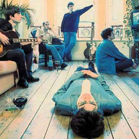 Oasis Definitely Maybe Album Cover Poster 11x17