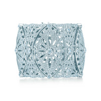 Tiffany & Co. - Diamond Lace Bracelet