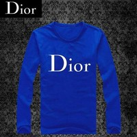 Dior Casual Long Sleeve Top Sweater Pullover