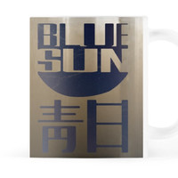 Firefly - Blue Sun Mug and Travel Mug
