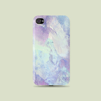 Cool Iceberg cracked Crystal Plastic Hard Case - iphone 5 - iphone 4 - iphone 4s - Samsung S3 - Samsung S4 - Samsung Note 2