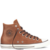 Converse - Chuck Taylor Leather - Hi - Pineneedle