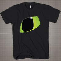 Dragon Eye  Mens and Women T-Shirt Available Color Black And White