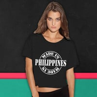 made in philippines m1 boxy tee