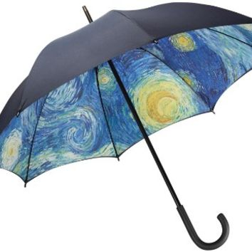 Authentic, Original MoMA Full Sized Starry Night Umbrella
