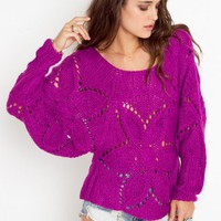 In Bloom Knit - NASTY GAL
