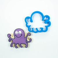 Octopus Cookie Cutter