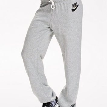 Rally Pants - Nike - Black/Grey - Trousers & Shorts - Clothing - Women - Nelly.com