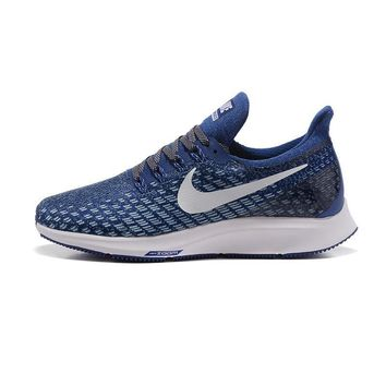 Online Nike Air Zoom Pegasus All Out Flyknit Light Blue White Bl be894c74b5