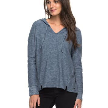 Wanted And Wild Long Sleeve Hooded Top 889351961709 | Roxy