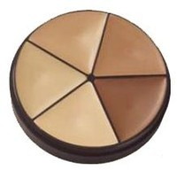 JUVITUS Concealer Cover Wheel - Neutrals
