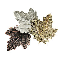 Vintage Maple Brooch