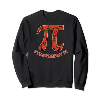 PI DAY Sweatshirt Strawberry Pi