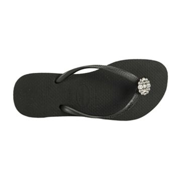 Havaianas Juniors Slim Crystal Poem Flip Flop at Von Maur