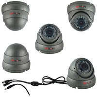 Ethereal Dome Camera (gray)