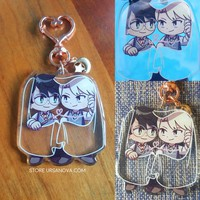 Invisibility Cloak Drarry  Charm