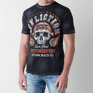 Affliction American Customs Biketoberfest T-Shirt