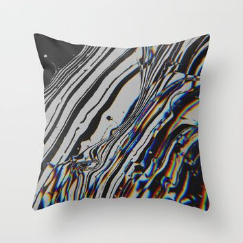 You were my vagabond Throw Pillow by duckyb