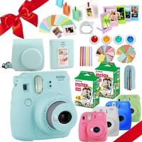 Fujifilm Instax Mini 9 Camera Gift Set