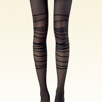 Sexy Interlaced Belt Tights [AT0049] - $9.90 :
