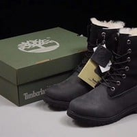 Timberland 17467 Winter Women BOOTS Color Black