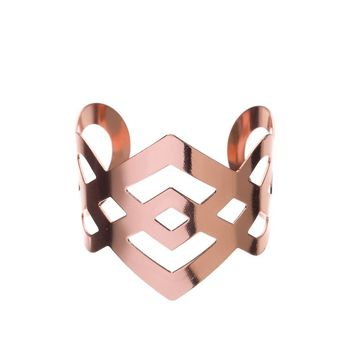 Metal Napkin Rings - Imperial (Rose Gold)