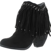 Not Rated By Naughty Monkey Women's Alina Ankle Booties