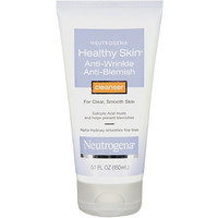 Healthy Skin Anti-Wrinkle/Anti-Blemish Cleanser