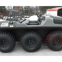 Argo Frontier 6x6 580 ATV Off Road Amphibious - 18hp Briggs Engine