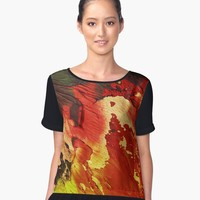 'hypnotzd Abstract 49' Graphic T-Shirt by hypnotzd