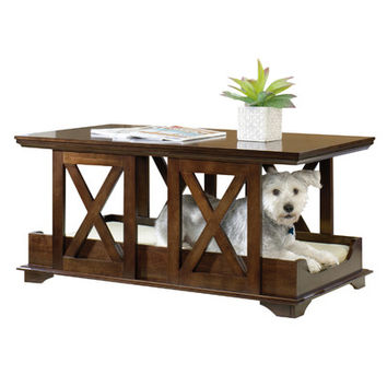 Sauder Coffee Table Dog Bed & Reviews | Wayfair