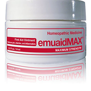 EmuaidMAX First Aid Ointment 0.5 oz