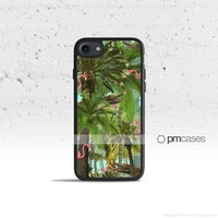 Tropical Camouflage Camo Case Cover for Apple iPhone & iPod Touch