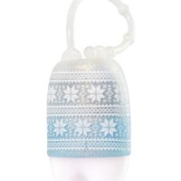 PocketBac Holder Blue Ombré Sweater Print