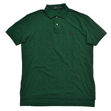 Polo Ralph Lauren Men's Classic-Fit Mesh Short sleeve Polo