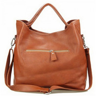 Stylish PU Leather Women's Hobo Bag