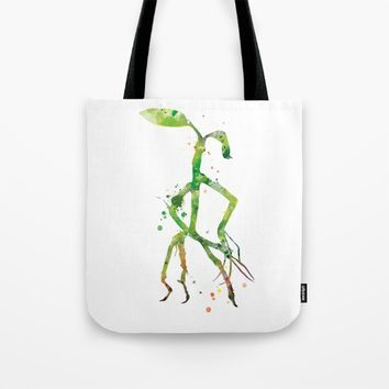 Pickett Bowtruckle Tote Bag by MonnPrint
