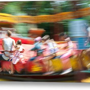 Joy Ride II Metal Print