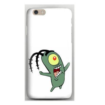 Plankton iPhone Case Cover Tumblr Inspired Hipster all the Way