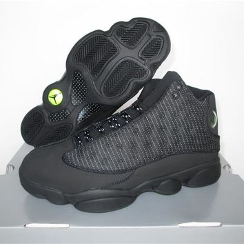 "Air Jordan 13 ""Black Cat"" 3M"