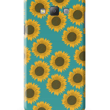 Sunflowers Samsung Galaxy A7 Covers Cases