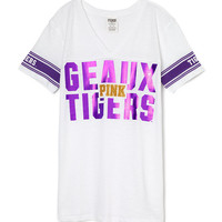 Louisiana State University V-neck - PINK - Victoria's Secret