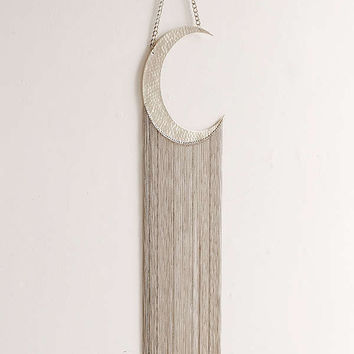 Moon Fringe Wall Hanging | Urban Outfitters