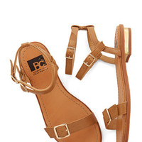 BC Footwear Boho Every Day is Different Sandal in Tan