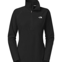 WOMEN'S TECH 100 1/2 ZIP | Shop at The North Face